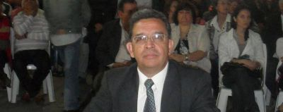 LÓPEZ SALGADO PIDIÓ TRANQUILIDAD PARA LA REALIZACIÓN DE LA AUDIENCIA PÚBLICA