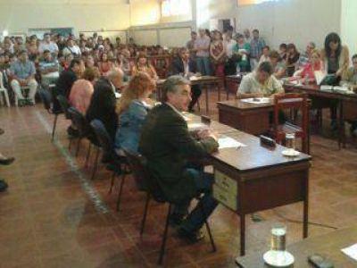 Autorizan a Ruiz a ocupar ad honorem el cargo de jefe de Gabinete
