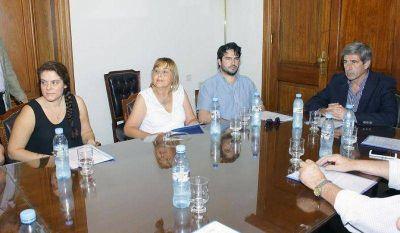 Ley de Obras Menores: Santa Fe participó de una nueva instancia de diálogo