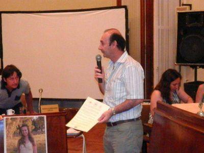 """HCD: Prohíben el uso de bolsas de material no biodegradable; se propuso nombrar una calle """"Gustavo Gualberto"""". El CDJ fue centro del debate"""