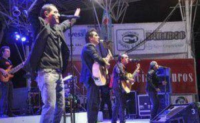 Con Los Nocheros, este jueves arranca el Festival de la Música del Litoral