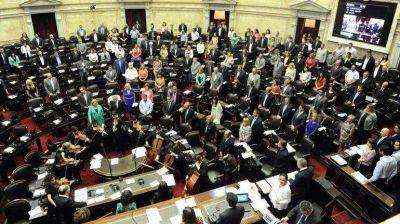 La Cámara de Diputados aprobó más de 60 proyectos