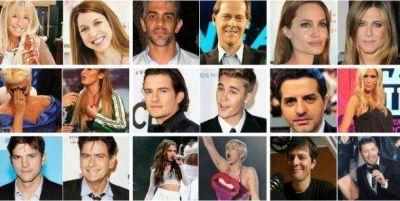 Duplas de famosos que no se pueden ni ver