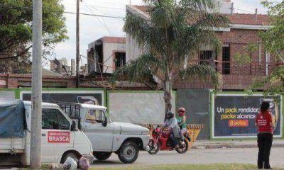 A dos semanas de la explosión, reabrieron el tránsito del barrio