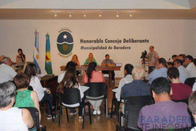 Con una extensa reuni�n, los concejales cerraron el periodo de sesiones ordinarias 2014
