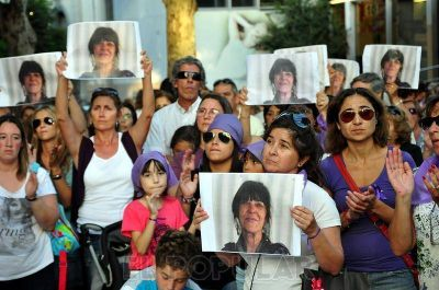 Convocan a movilizarse el D�a contra la Violencia de G�nero