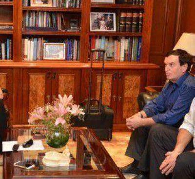 Especialistas alemanes se reunieron con la gobernadora de la provincia