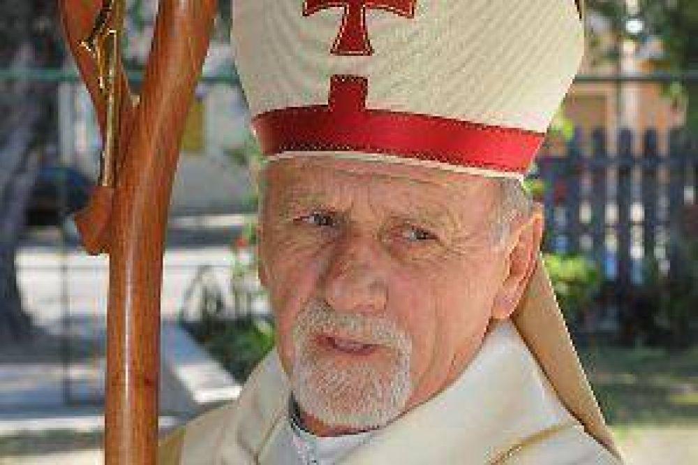 Monseñor Bokalic presidirá los actos principales en Sumampa