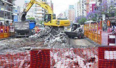 Vía libre para las obras del Metrobús Norte
