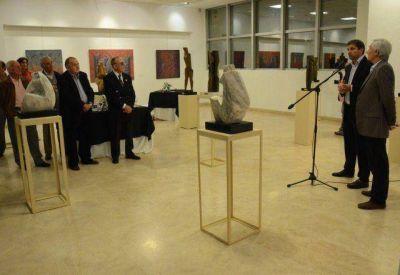 Ariel Ciano participó del festejo por el por Día de la Industria de la Construcción