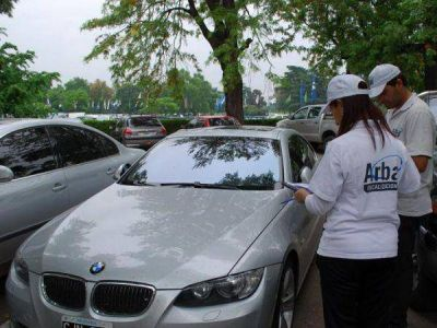 ¿Quiénes son los bahienses que registraron sus autos en Neuquén para pagar menos patente?