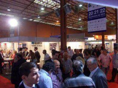 Débora Giorgi encabezó la inauguración de la Expo en Quilmes
