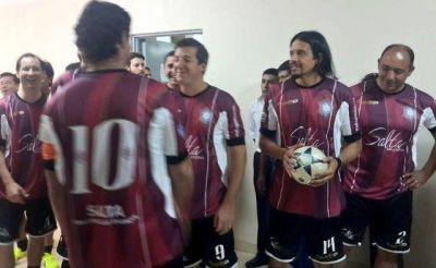 Salta perdió 8-1 con Bolivia