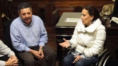 Michetti hará campaña en Paraná de la mano de De Angeli