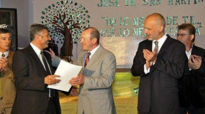 Aceptaron la renuncia a Diz y asumi� Alberto Vargas en Loter�a del Chubut