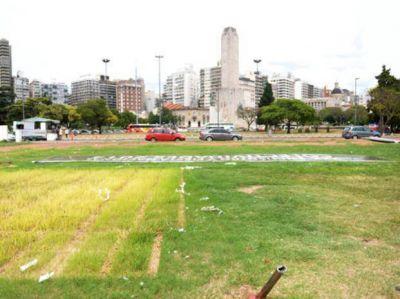 Colectividades: destinarán más de $200 mil para arreglar el parque