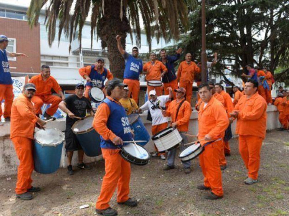 Conflicto en el puerto: aspero cruce entre el Supa y el Enapro