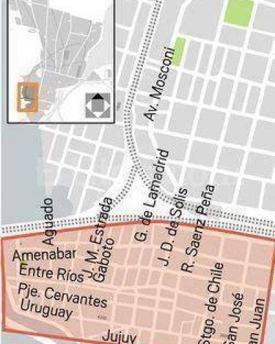 Basura, trabajo e inseguridad, puntos débiles de San Lorenzo