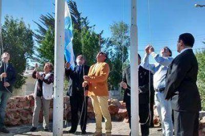 Córdoba presidió el Aniversario 113º de Caleta y los concejales le faltaron el respeto a la gente