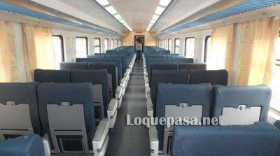 Lleg� el tren chino que unir� Mar del Plata con Buenos Aires
