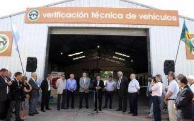 Nueva planta de VTV para Baradero