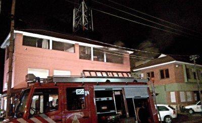 Se incendió la oficina de Planeamiento del municipio y lo que arden son las sospechas