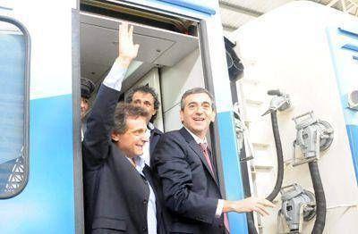 El 19 de siciembre quedar� habilitado el nuevo servicio de tren a Mar del Plata