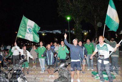 """Sarmiento: Quiere el triunfo para ser de Primera """"A"""""""
