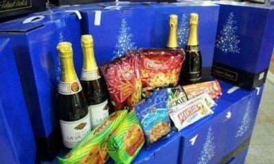 ¿Cuáles son los productos incluidos en las canastas navideñas de Precios Cuidados?