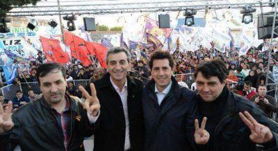 """Máximo a Randazzo: """"No confiamos en Scioli, vos sos nuestro candidato"""""""
