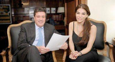 Mariotto se reunió con Zulemita para asesorarla en un proyecto de ley