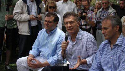 Macri piensa en una interna con los radicales y Juez