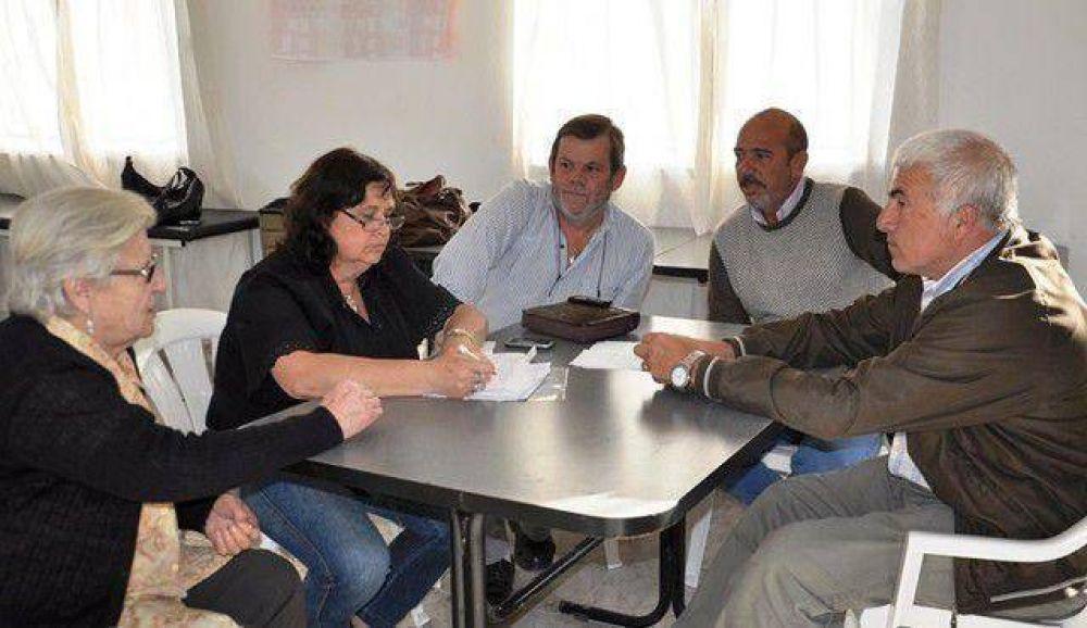 """Obras """"participativas"""" en barrio Olimpo"""