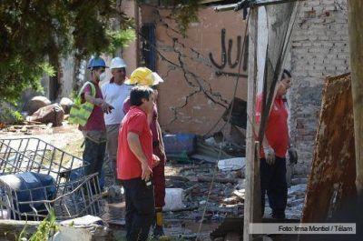 Los damnificados por la explosión de la planta en Córdoba serán recibidos por el gobierno nacional