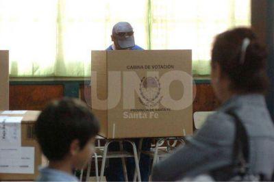 Diputados votaría el jueves las reformas a las leyes electorales en la provincia de Santa Fe