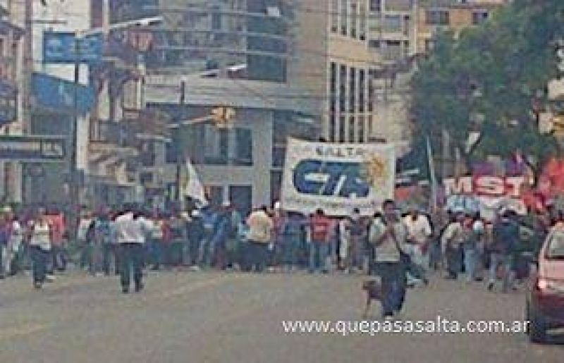 La CTA-Salta espera ser convocada a la discusión salarial