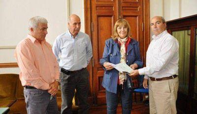 Subsidio municipal a los fomentistas de Claromecó