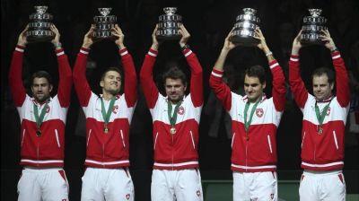 Histórico: Federer es campeón de la Copa Davis con Suiza