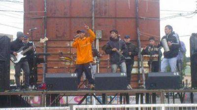 Se realizó Festival por el Día de la Música