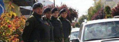 Llegarían a Bariloche más de 100 gendarmes para garantizar la seguridad a fin de año