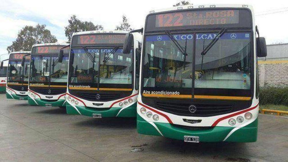 La UTA San Juan se suma al paro de 3 horas para el jueves 27