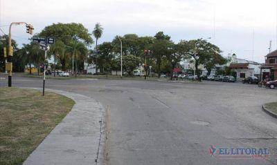 Motochorros asaltaron a una senadora provincial en cercan�as del barrio Yapey�