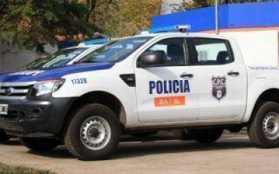 Insólito: Robaron armas al Comando de Patrullas Comunitaras de Tres de Febrero