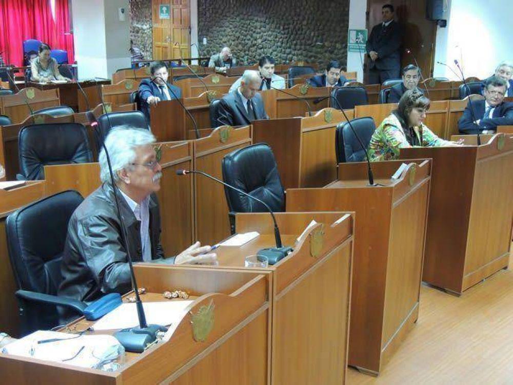 """Senadores aprobó pedido de obra """"Planta de tratamiento de Efluentes cloacales de la Ciudad de Belén"""""""