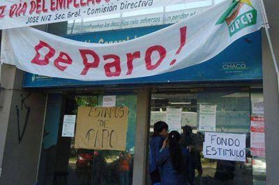 Chaco paralizado: arranca otra semana de paros en la administración pública