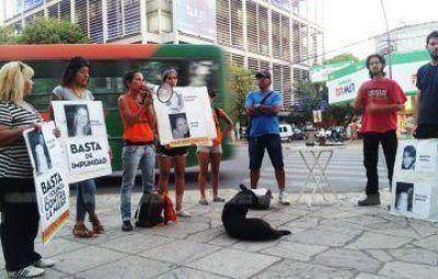 Movilización de chaqueñas por los 14 femicidios de este año