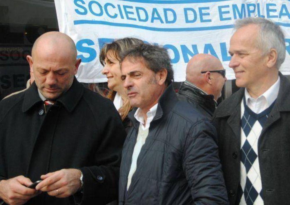 Los bancarios tendrán nueva sede Belgrano e Hipólito Yrigoyen y el Centro de Jubilados la suya San Luis 2069