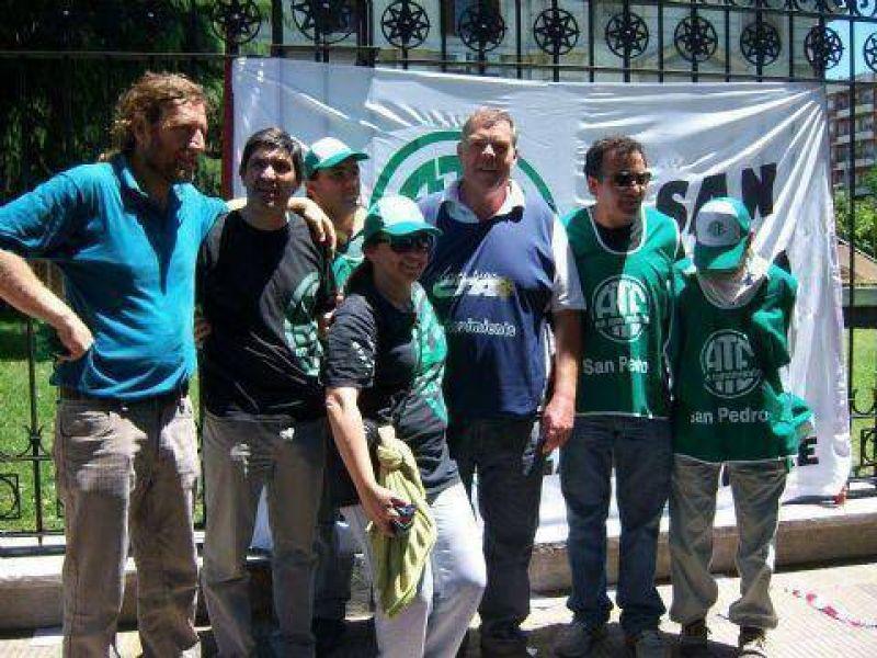 Adri�n Lescano: �Ha sido un logro de todos los trabajadores municipales�