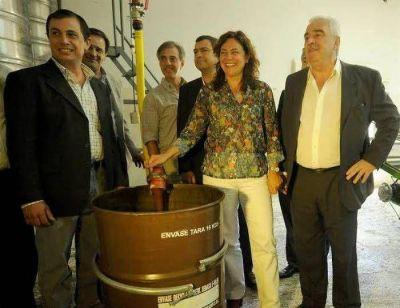 La región despachó un cargamento de miel para exportación