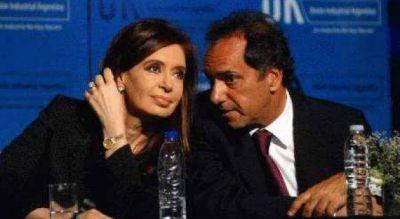 Scioli se rodea de kirchnerismo: Compartirá acto con CFK y luego junto a Vanoli con empresarios